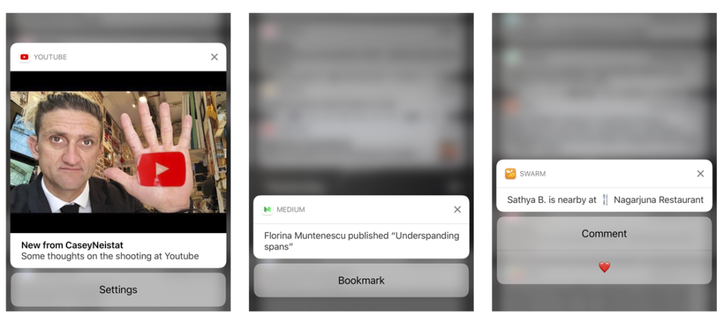 the art of push notifications