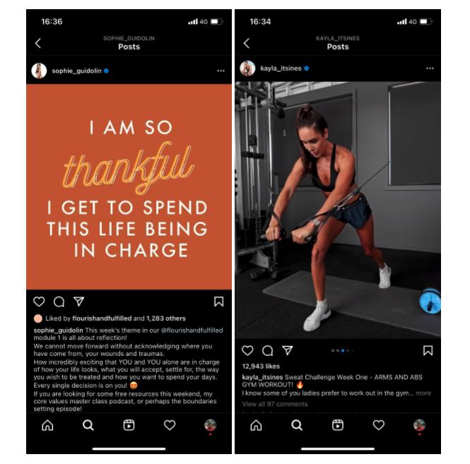 kayla-itsines-sophie-guidolin-app-developer fitness guides